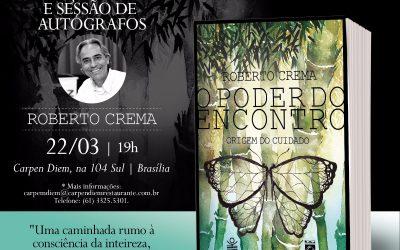 """Lançamento e Sessão de Autógrafos do Livro """"O Poder do Encontro"""" em Brasília"""