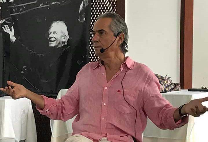 O Universo da Interioridade nos Escapa Confira a entrevista de Ana Elizabeth para o Jornal o Tempo