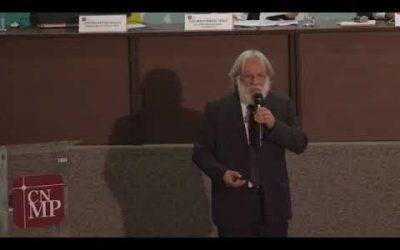 Seminário Internacional Água, Vida e Direitos Humanos Participação do Reitor Roberto Crema