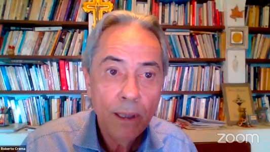 Programa Terapeutas Sem Fronteiras Com Rex Thomas, Roberto Crema e Flavia Avila
